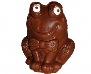 Chocolate frog | Lurker to Leader